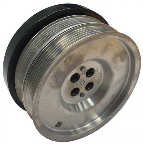 Crank Pulley - Mercedes Benz Crank Pulley – N63 Litens Crank Pulley