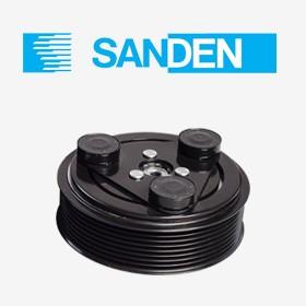 132mm A2 12V For Sanden 8062 Comp