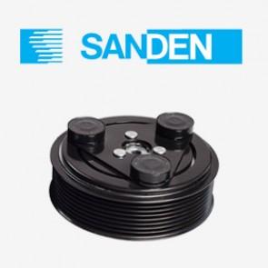 119mm PV8 24V For Sanden SD7H15 Comps