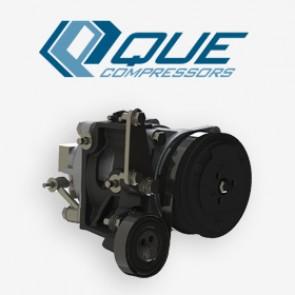 QUE QP15 2A 125mm 12V Vert 3/4 x 7/8 Mono Head Dry No Oil